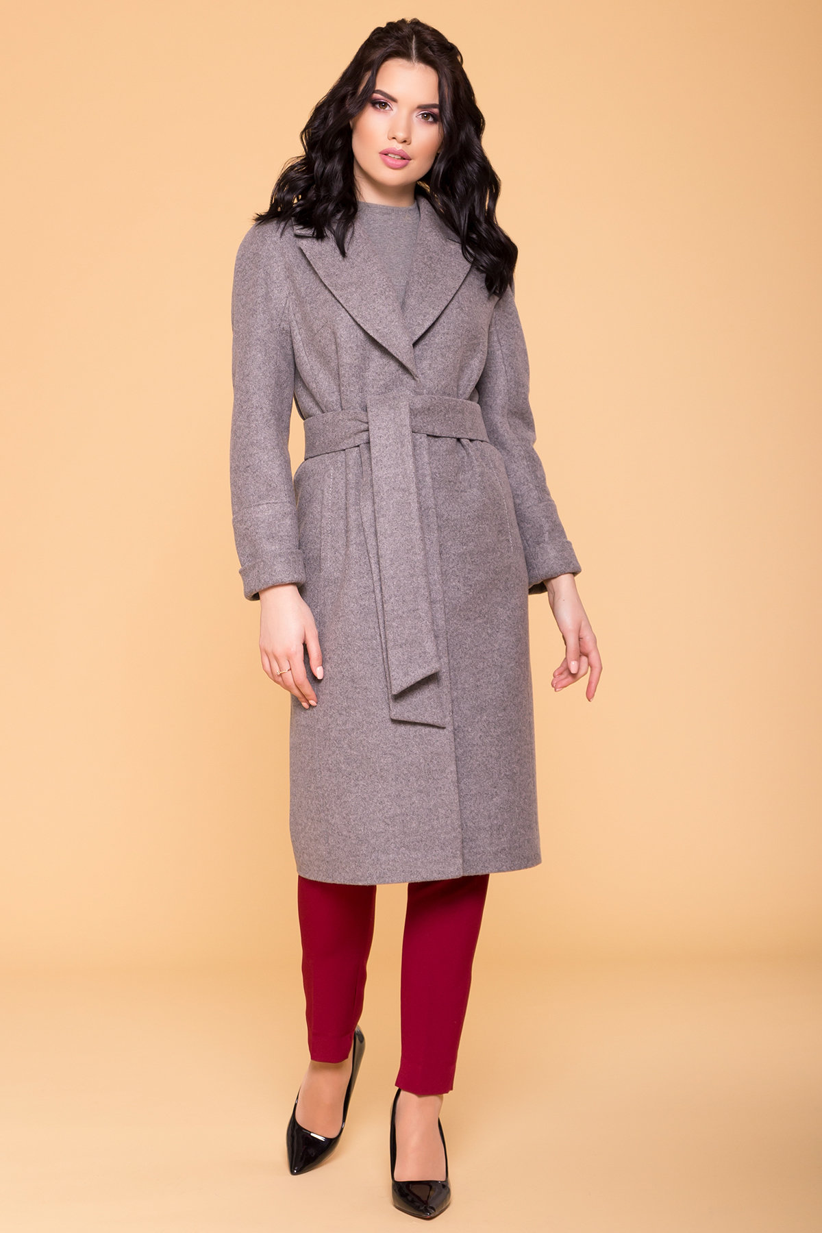 Купить демисезонное пальто от ТМ Modus Пальто Верди 6205