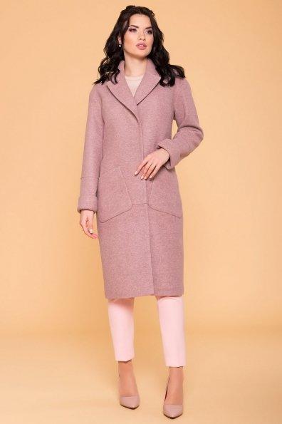 Пальто Тала 6364 Цвет: Пудра 92