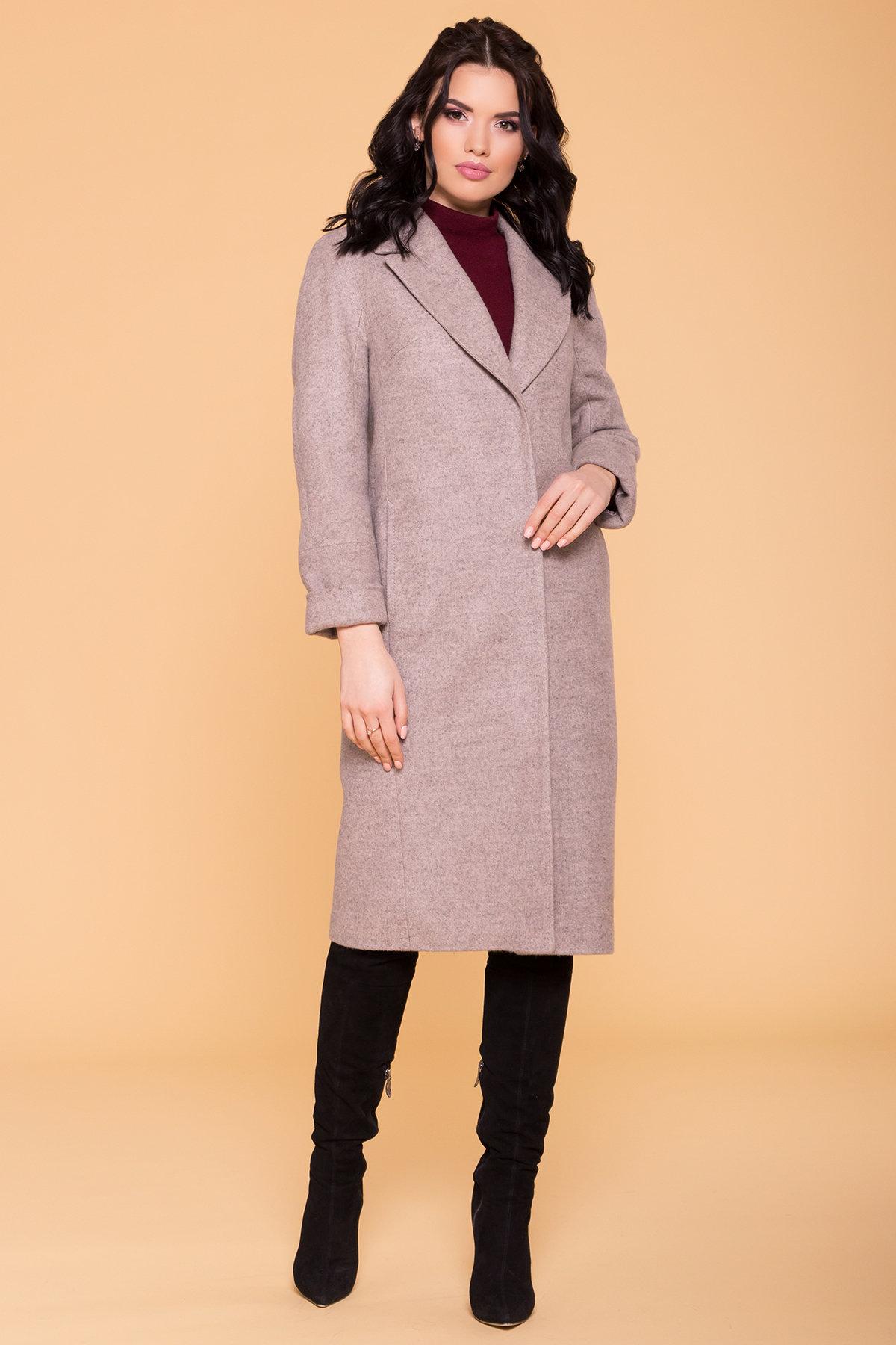 Пальто Верди 6205 АРТ. 41214 Цвет: Бежевый 31 - фото 5, интернет магазин tm-modus.ru