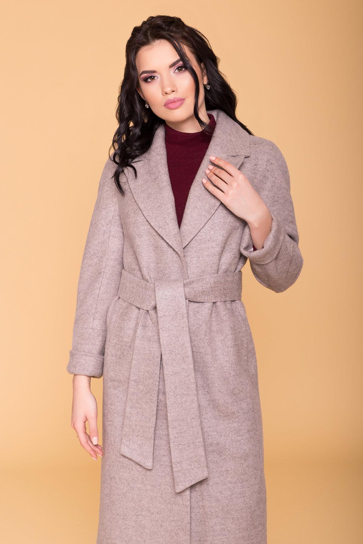 Пальто Верди 6205 АРТ. 41214 Цвет: Бежевый 31 - фото 6, интернет магазин tm-modus.ru