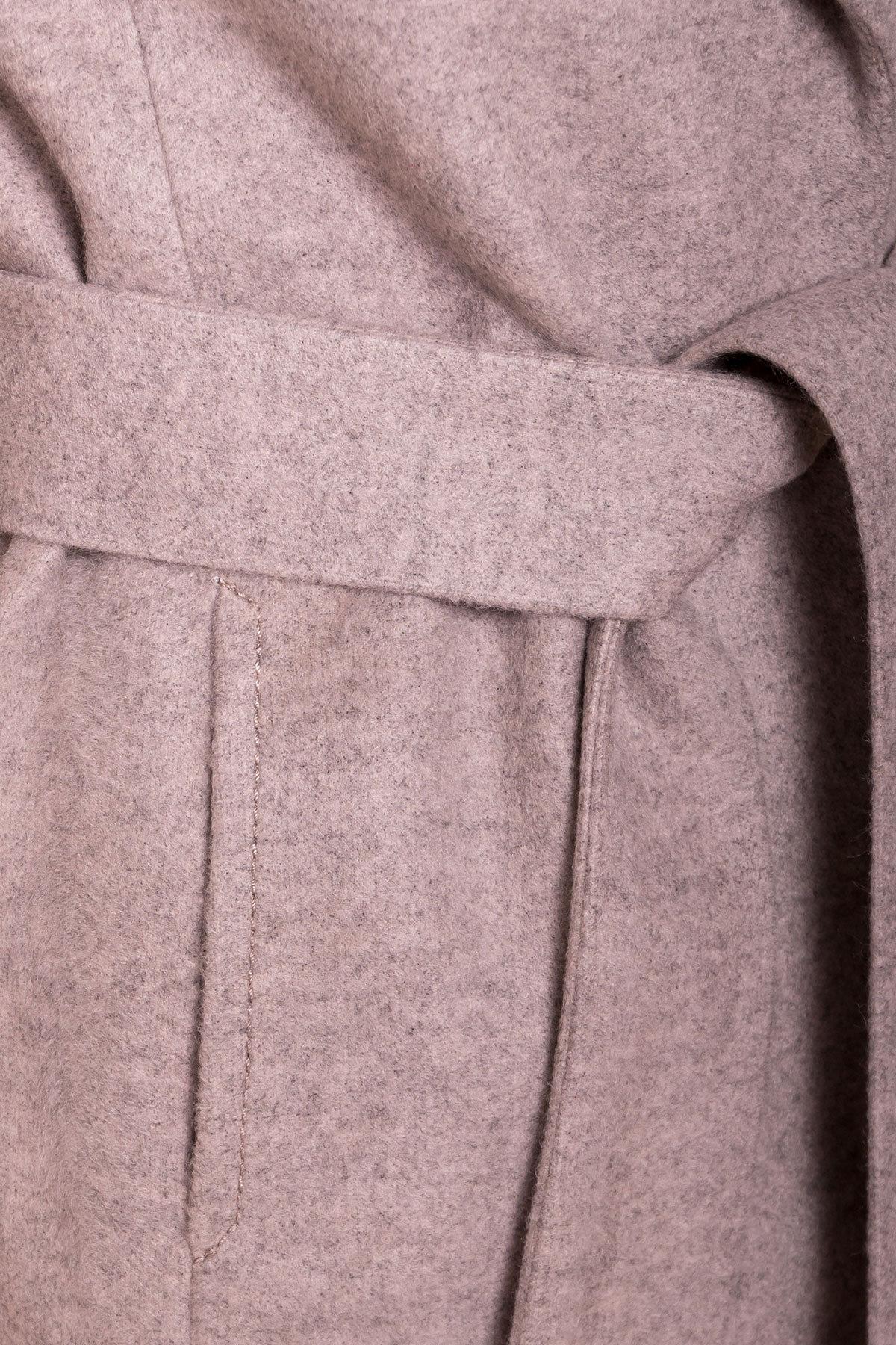 Пальто Верди 6205 АРТ. 41214 Цвет: Бежевый 31 - фото 7, интернет магазин tm-modus.ru