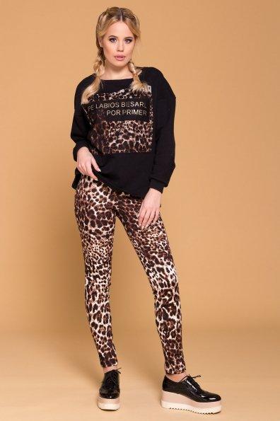 Костюм Люпен 6209 Цвет: Леопард