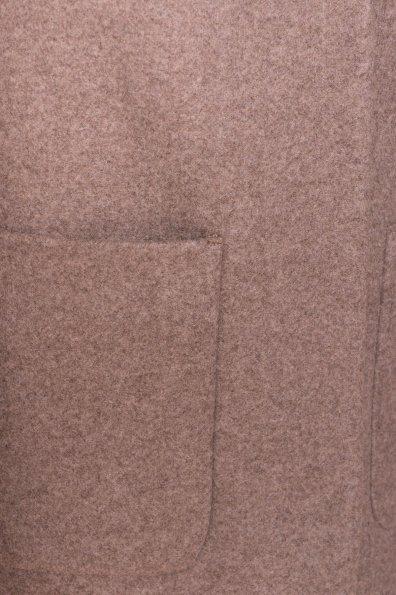 Пальто Ажен лайт 6292 Цвет: Бежевый 28