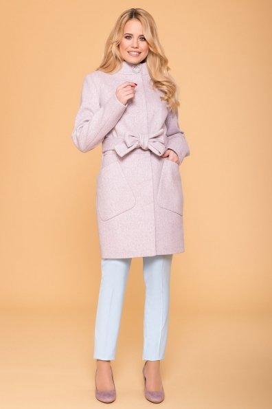 Пальто Габи 6330 Цвет: Серо-розовый светлый 21