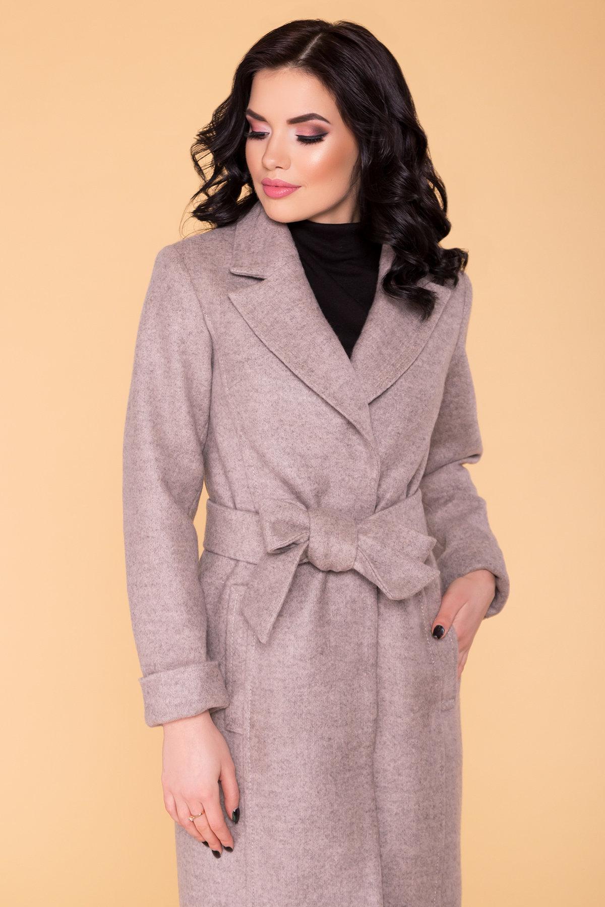 Пальто Лесли 6295 Цвет: Бежевый 31