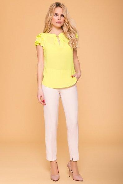 TW Блуза Инканто 0340 Цвет: Лайм