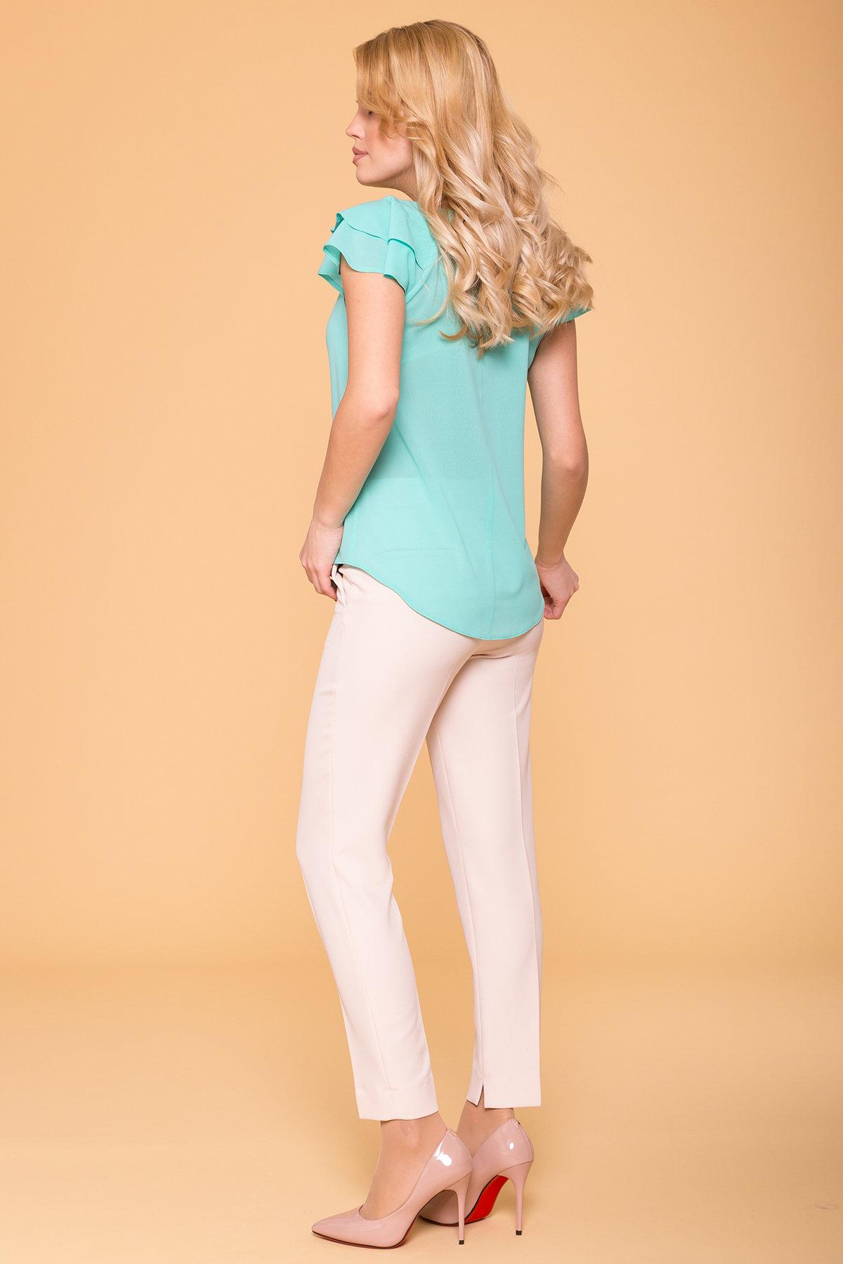 TW Блуза Инканто 0340 АРТ. 15338 Цвет: Мята - фото 2, интернет магазин tm-modus.ru
