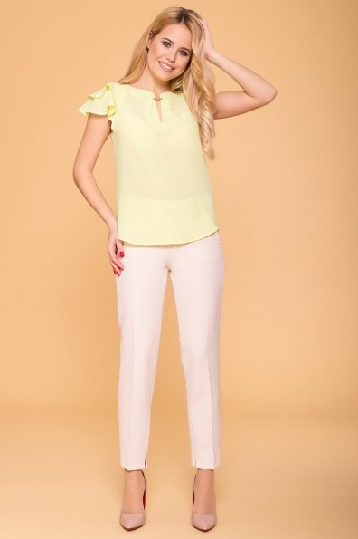 TW Блуза Инканто 0340 Цвет: Лайм светлый