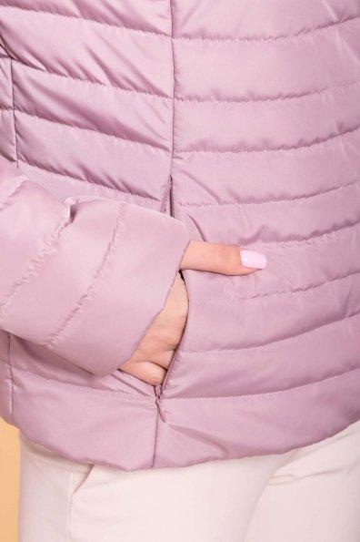 Куртка Флориса лайт 6416 Цвет: Серо-розовый