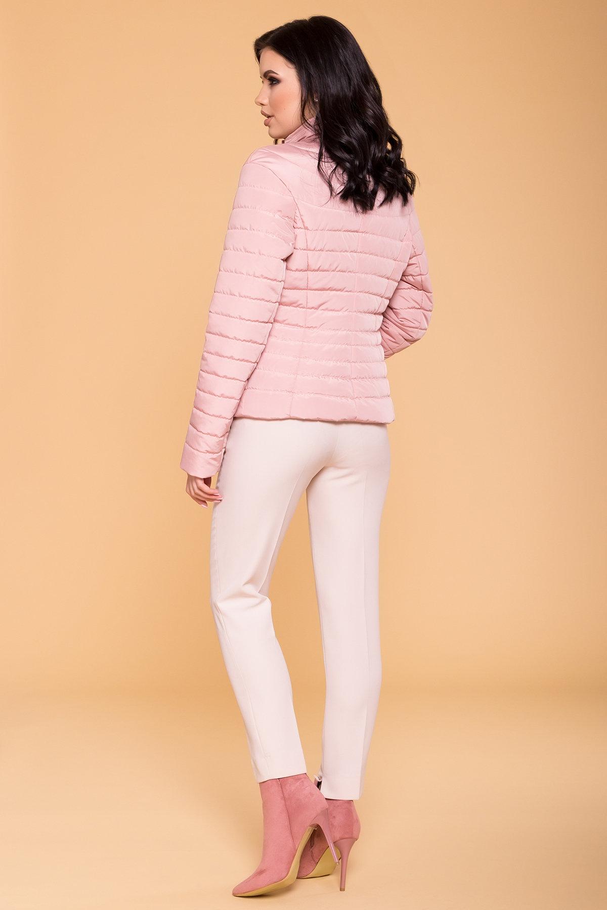 Куртка Флориса лайт 6416 АРТ. 41333 Цвет: Пудра - фото 2, интернет магазин tm-modus.ru