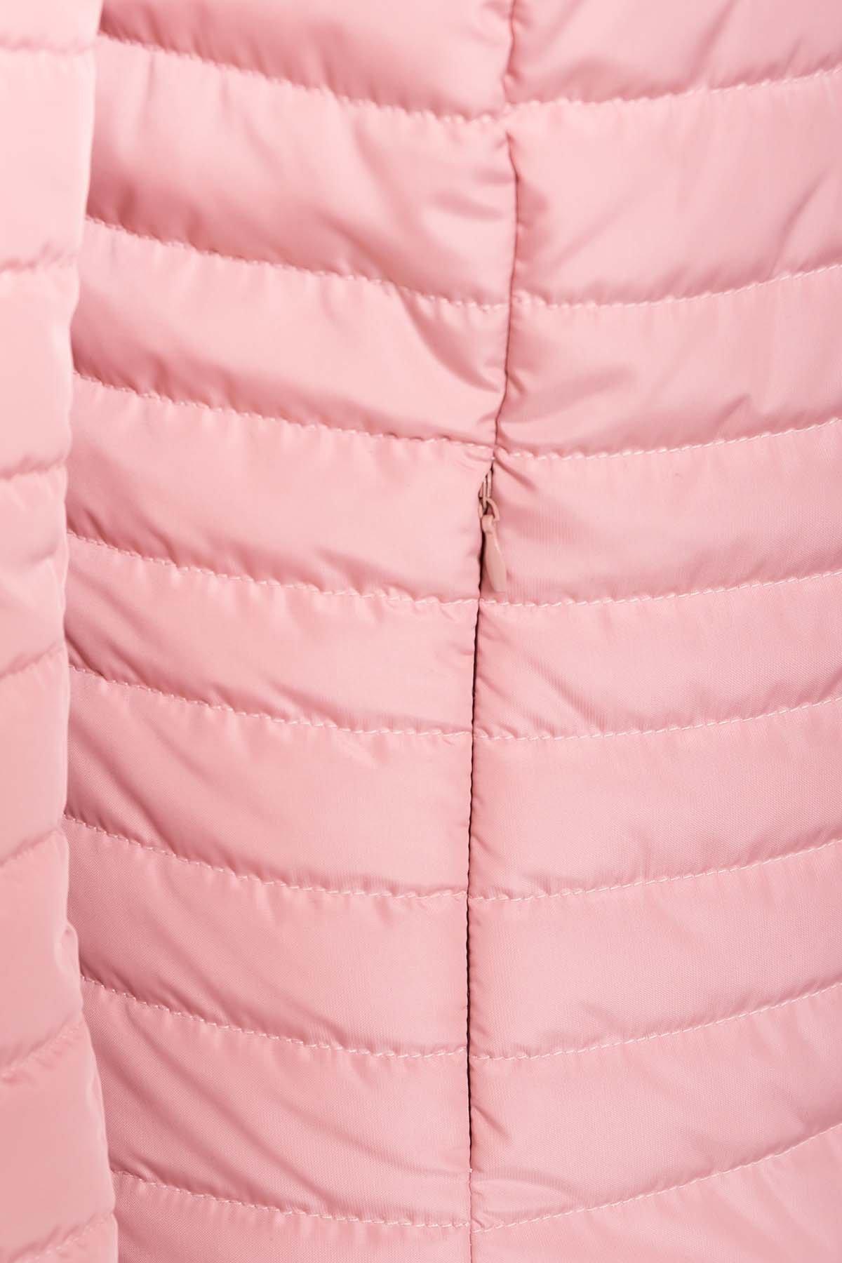 Куртка Флориса лайт 6416 АРТ. 41333 Цвет: Пудра - фото 5, интернет магазин tm-modus.ru
