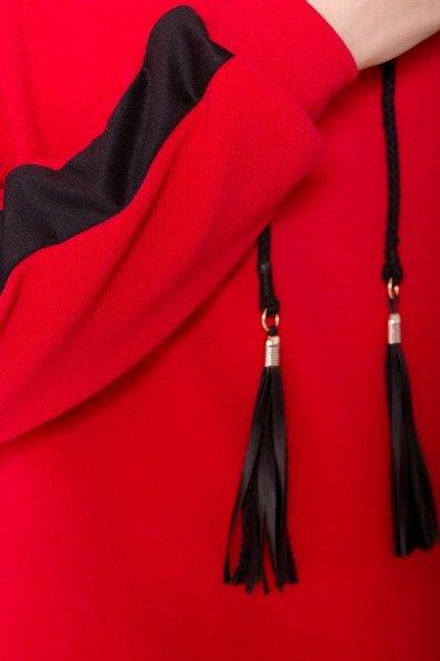 Костюм Дует 6424 Цвет: Красная/черная