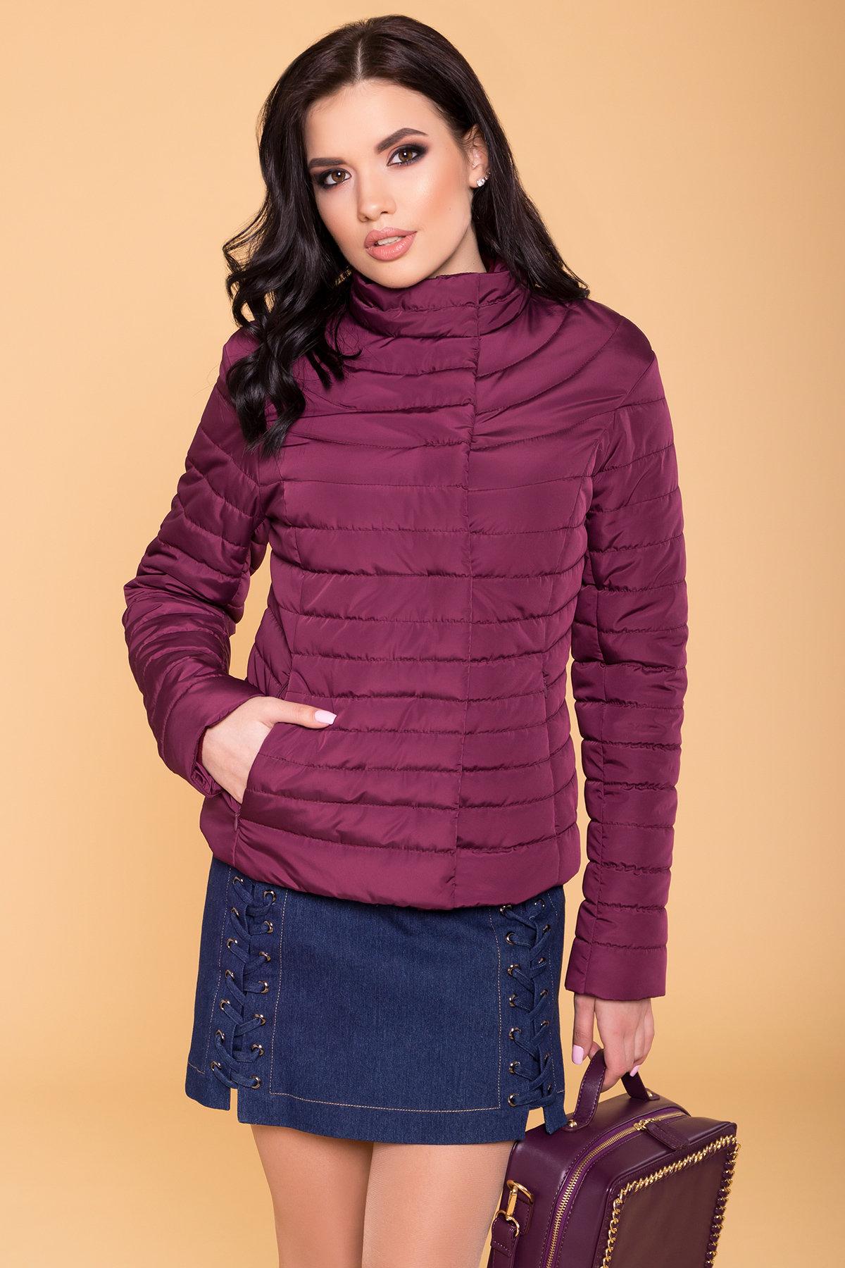 Куртка Флориса лайт 6416 Цвет: Слива