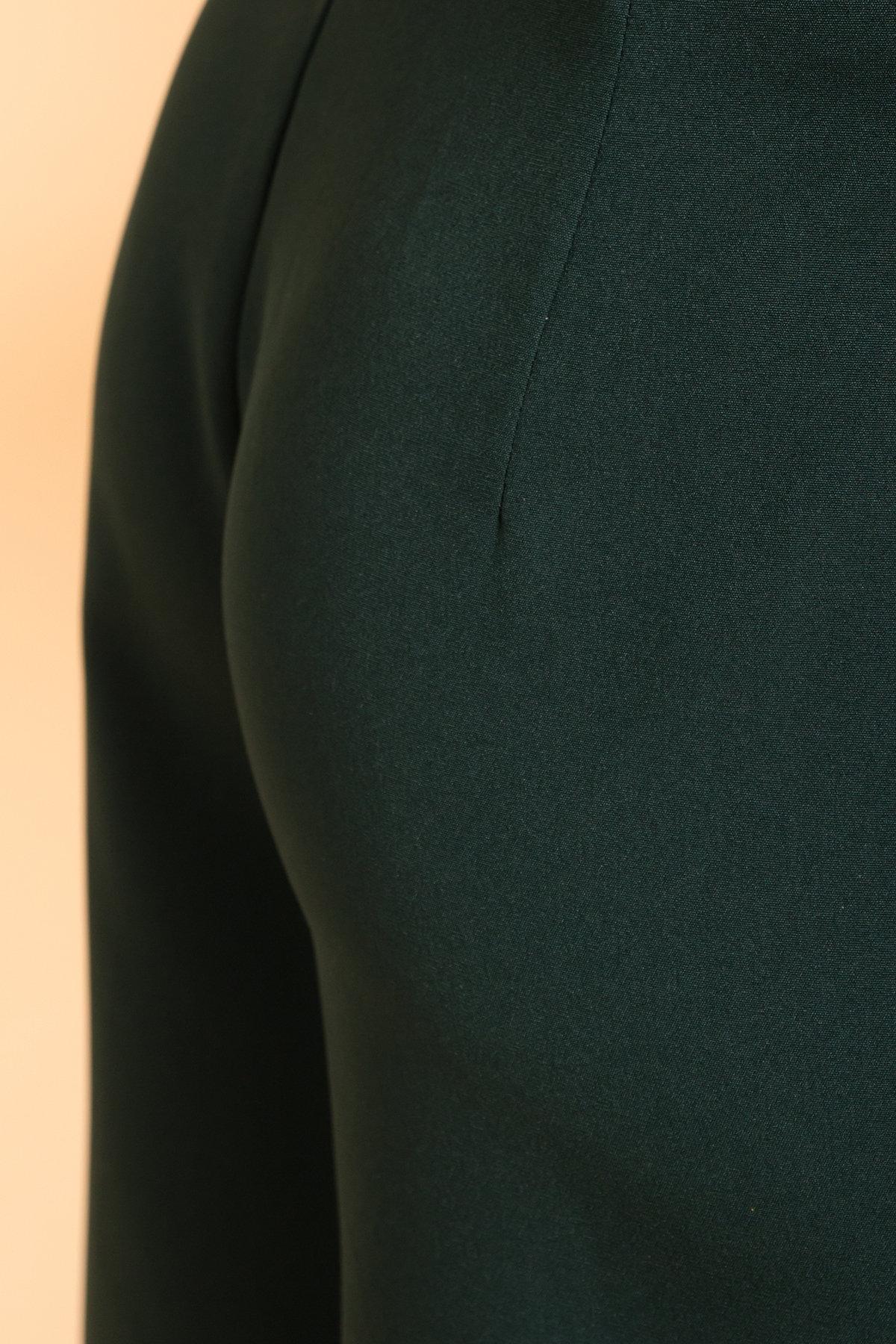 Брюки кюлоты Шерон 2800 АРТ. 41363 Цвет: Зеленый Темный - фото 5, интернет магазин tm-modus.ru