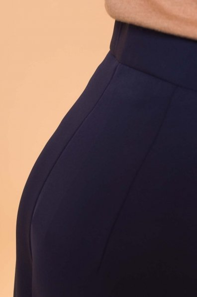 Широкие Брюки Мадлен 2788 Цвет: Тёмно-синий