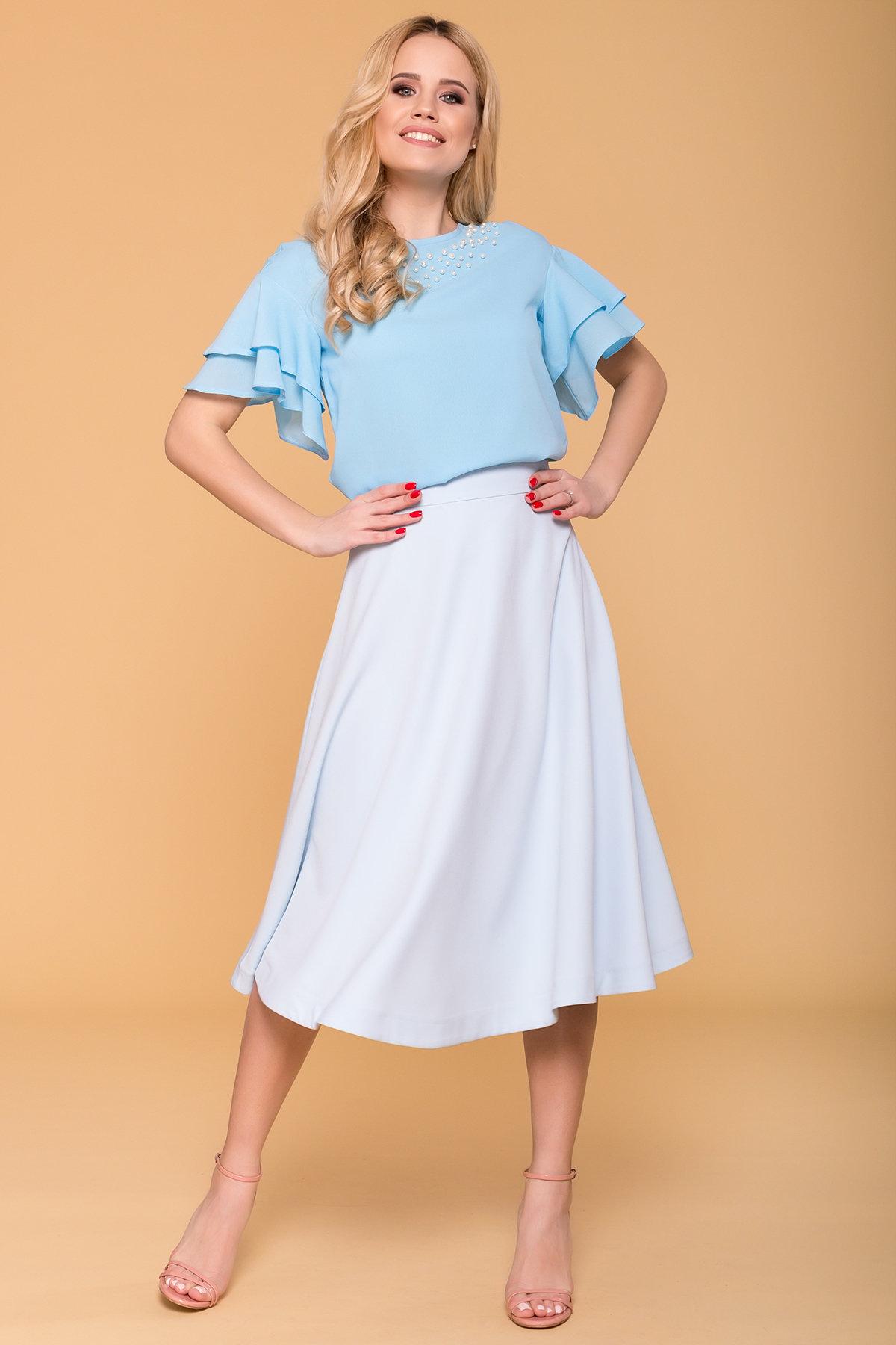 Женские рубашки оптом от производителя Блуза Мария 4882