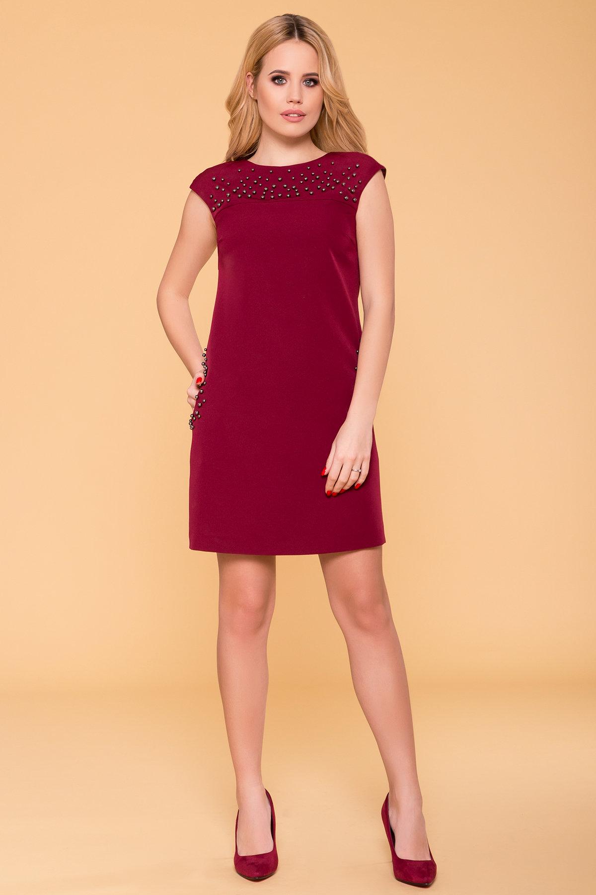 купить платье на лето Платье с коротким рукавом Мими 4886