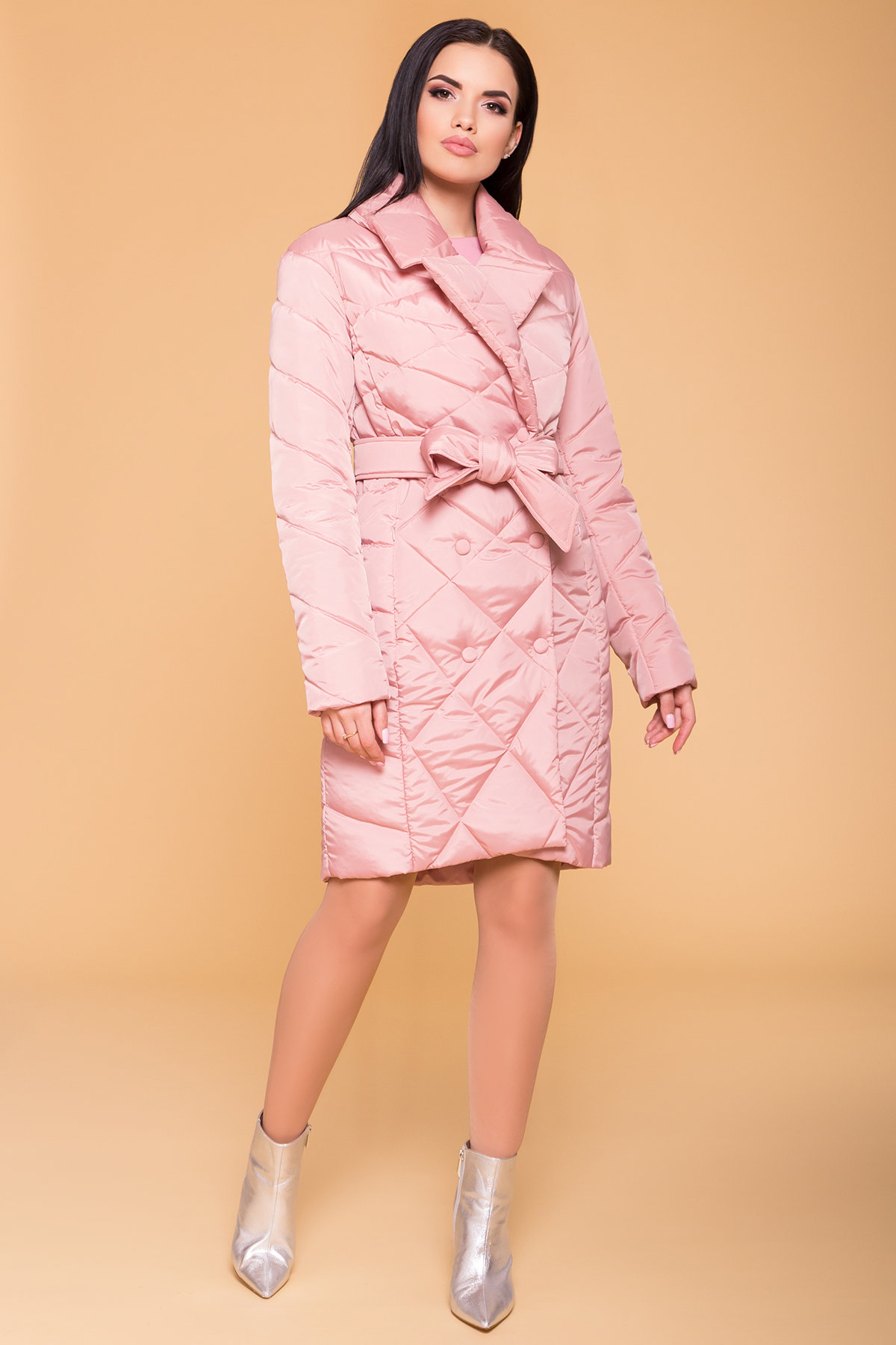 женские куртки оптом Пальто Сандра 6422