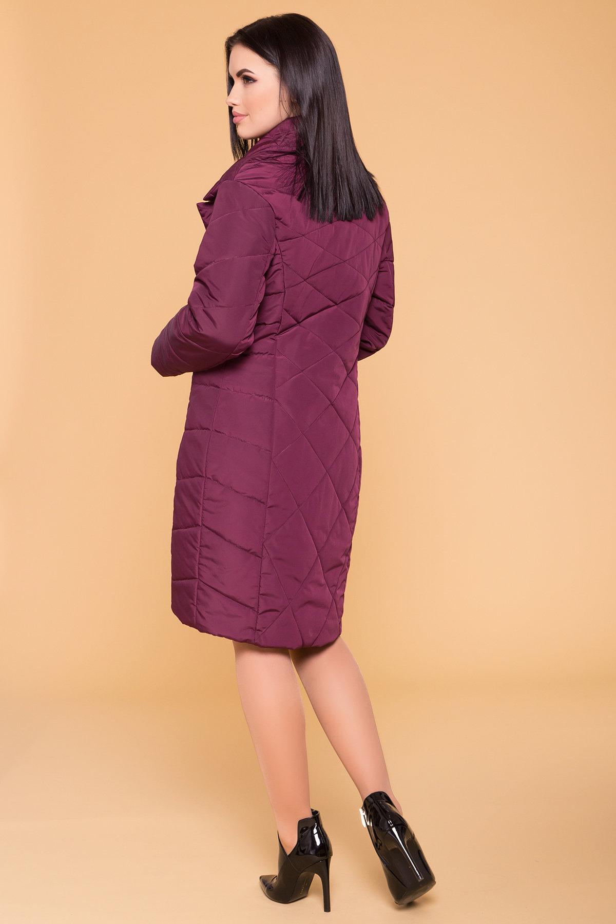 Пальто Сандра 4440 Цвет: Слива