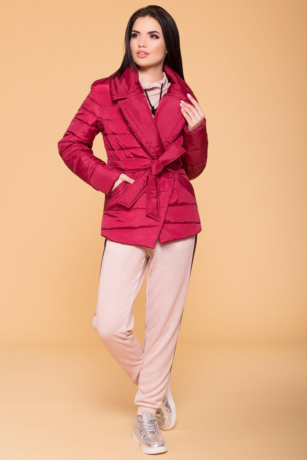 куртки оптом Украина  Куртка с отложным воротником Мириам 6414