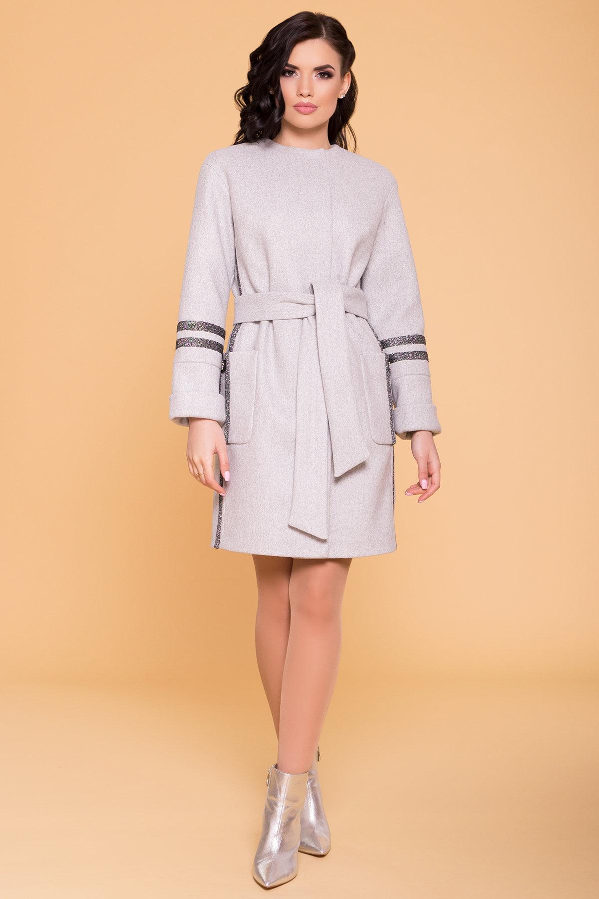 Купить оптом женское пальто недорого Пальто Приоритет лайт 6300