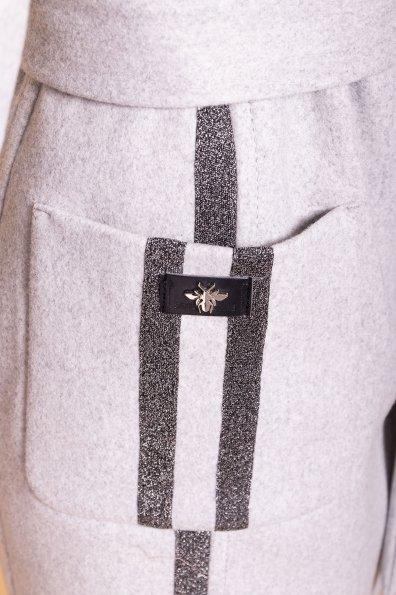 Пальто Приоритет лайт 6300 Цвет: Серый Светлый 23