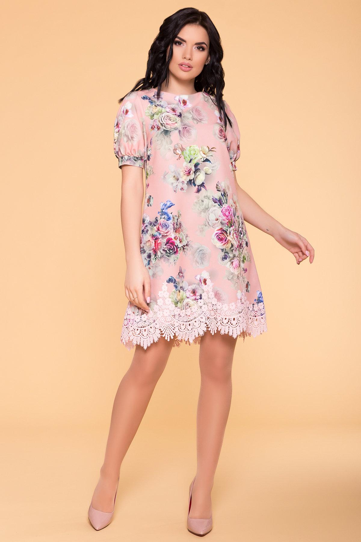 Купить платья оптом в Украине Платье Лера 6487