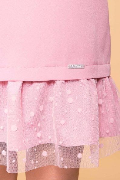Платье Грейси 5949 Цвет: Пудра 15