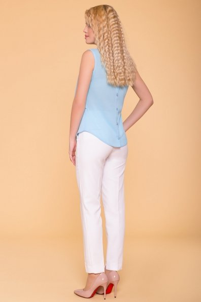 Блуза Арома 5275 Цвет: Голубой