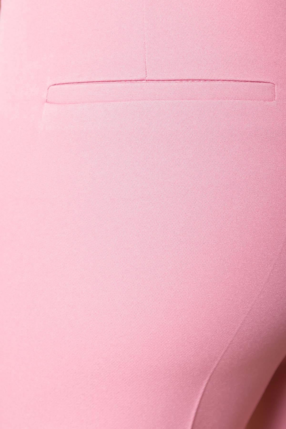 Базовые брюки со стрелками Эдвин 2467 АРТ. 41707 Цвет: Пудра - фото 5, интернет магазин tm-modus.ru