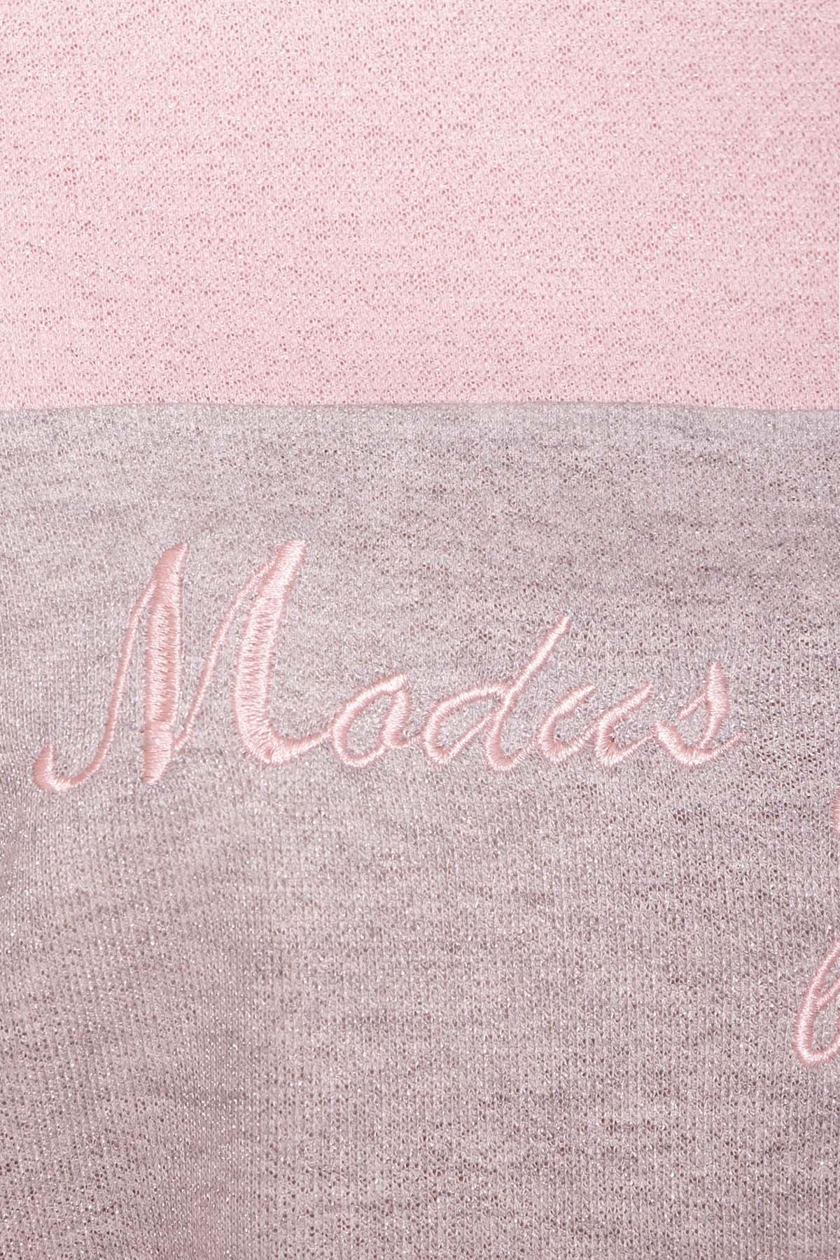 Костюм Фемили  6657 Цвет: Розовый/Серый светлый