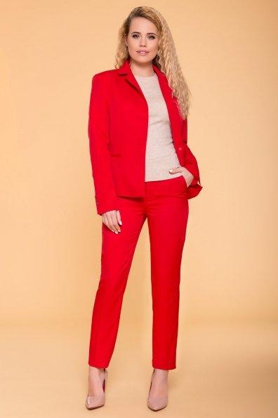 Жакет Эдвин 2734 Цвет: Красный