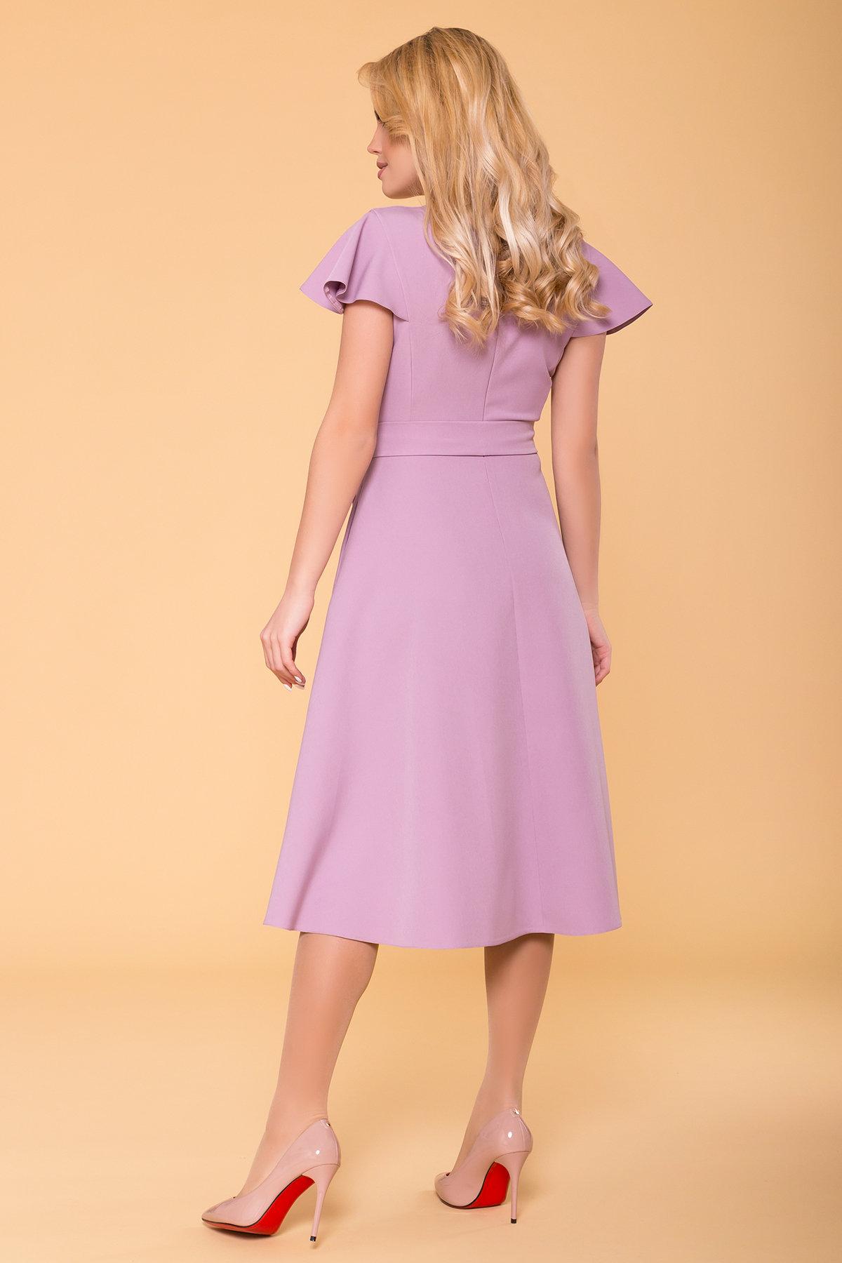 Платье Мидея 6765 Цвет: Пудра 7