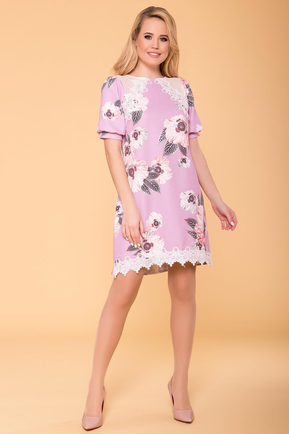 Платья от украинского производителя Платье Алексис 6752