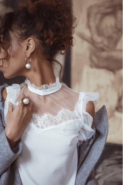 Блуза Вербена 5018 Цвет: Молоко