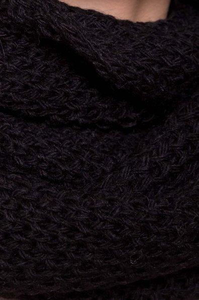 Шарф - хомут 3347 Цвет: Черный