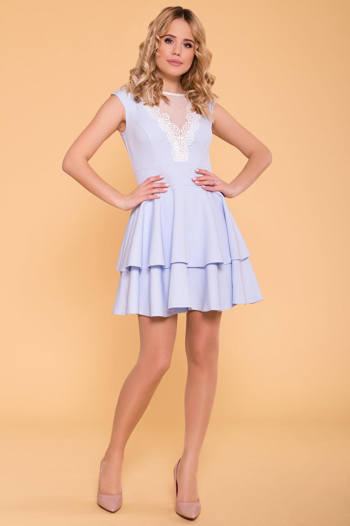 Платья от украинского производителя Платье Абико 6651