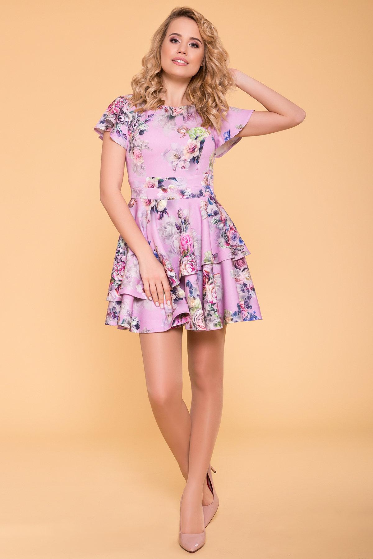 летние платья Платье Симур 6785