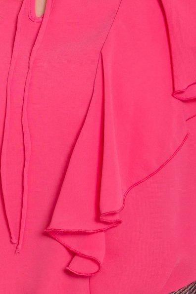 Блуза Дайан 6754 Цвет: Коралл