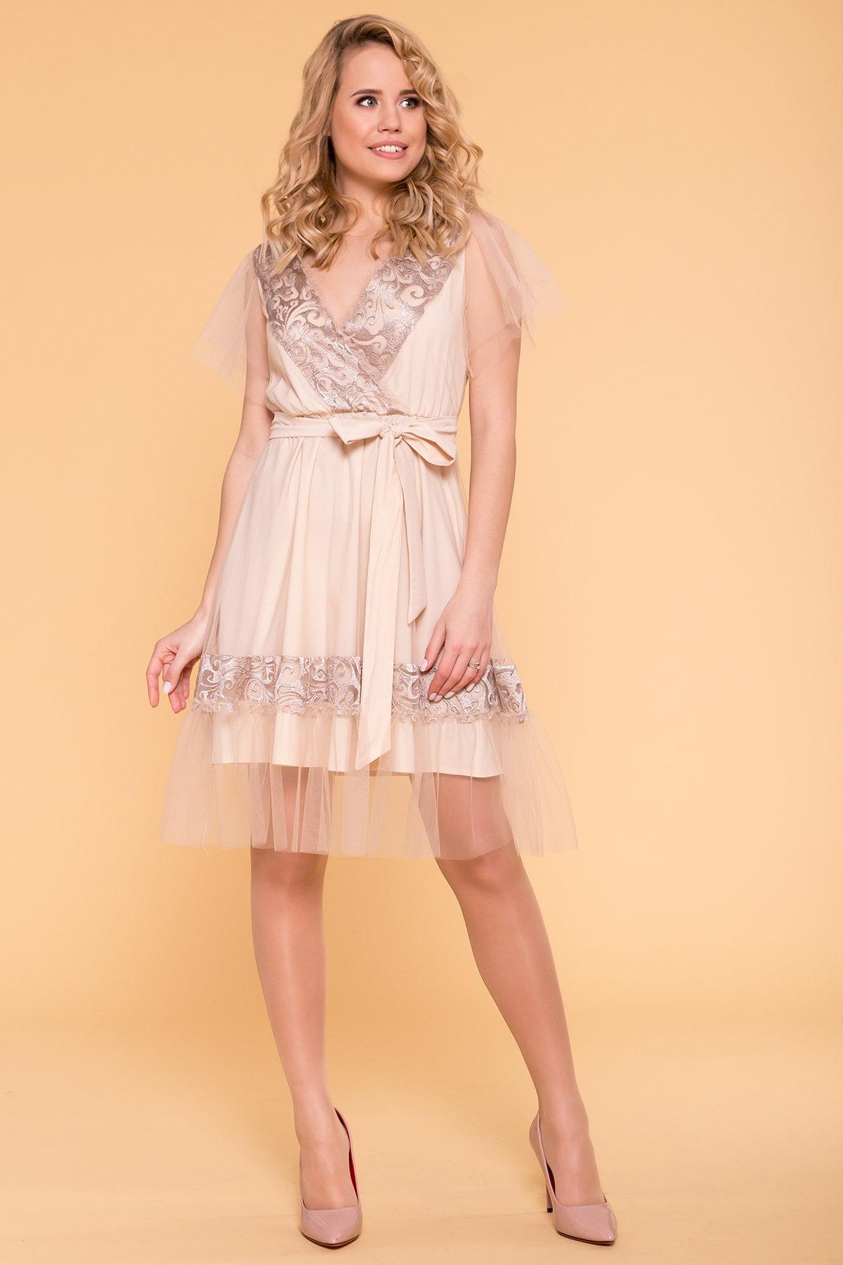 Платья Украина оптом от Модус Платье Риана 6701