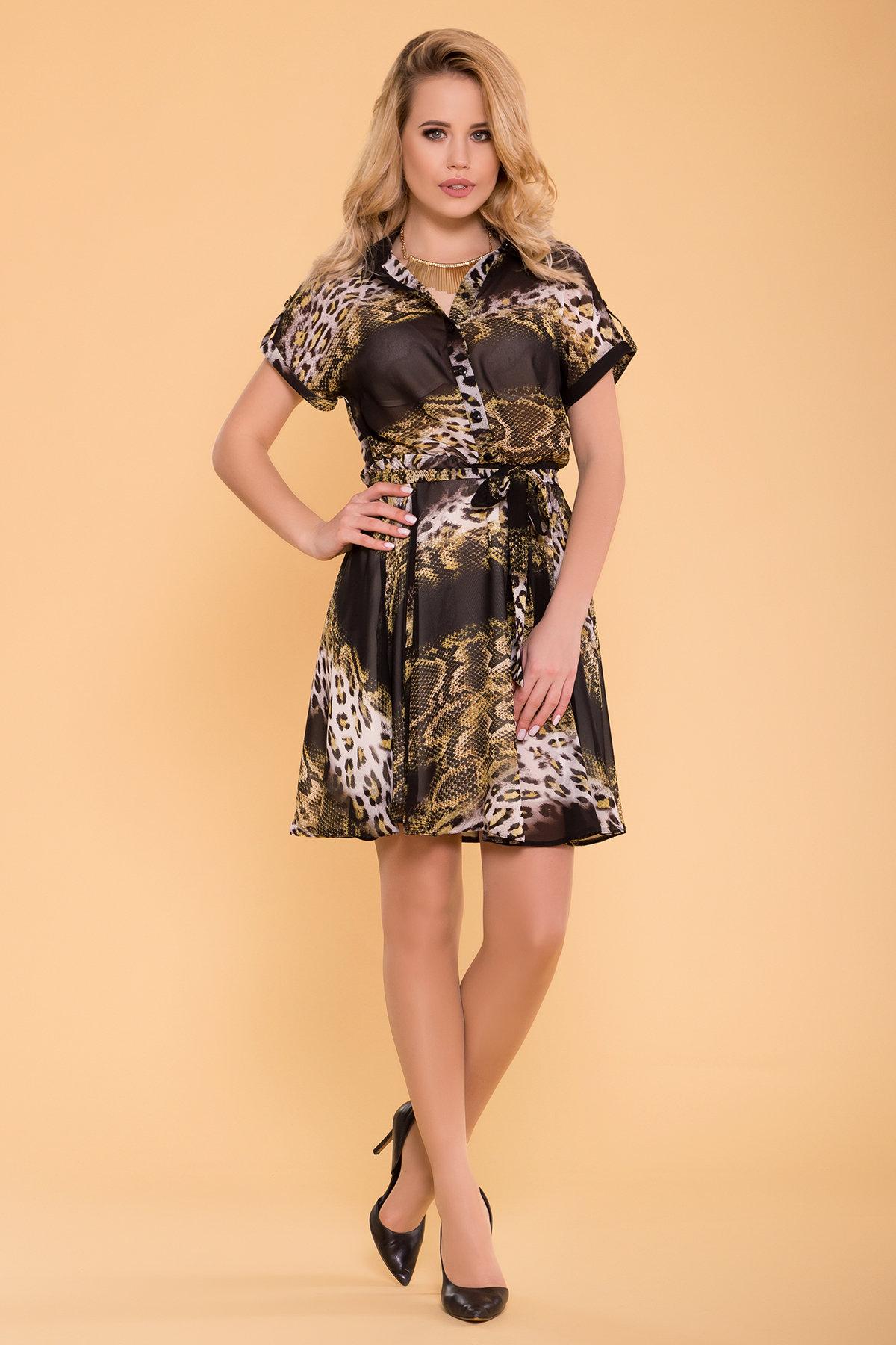 Купить платье оптом Украина Modus Платье Санжар 6935