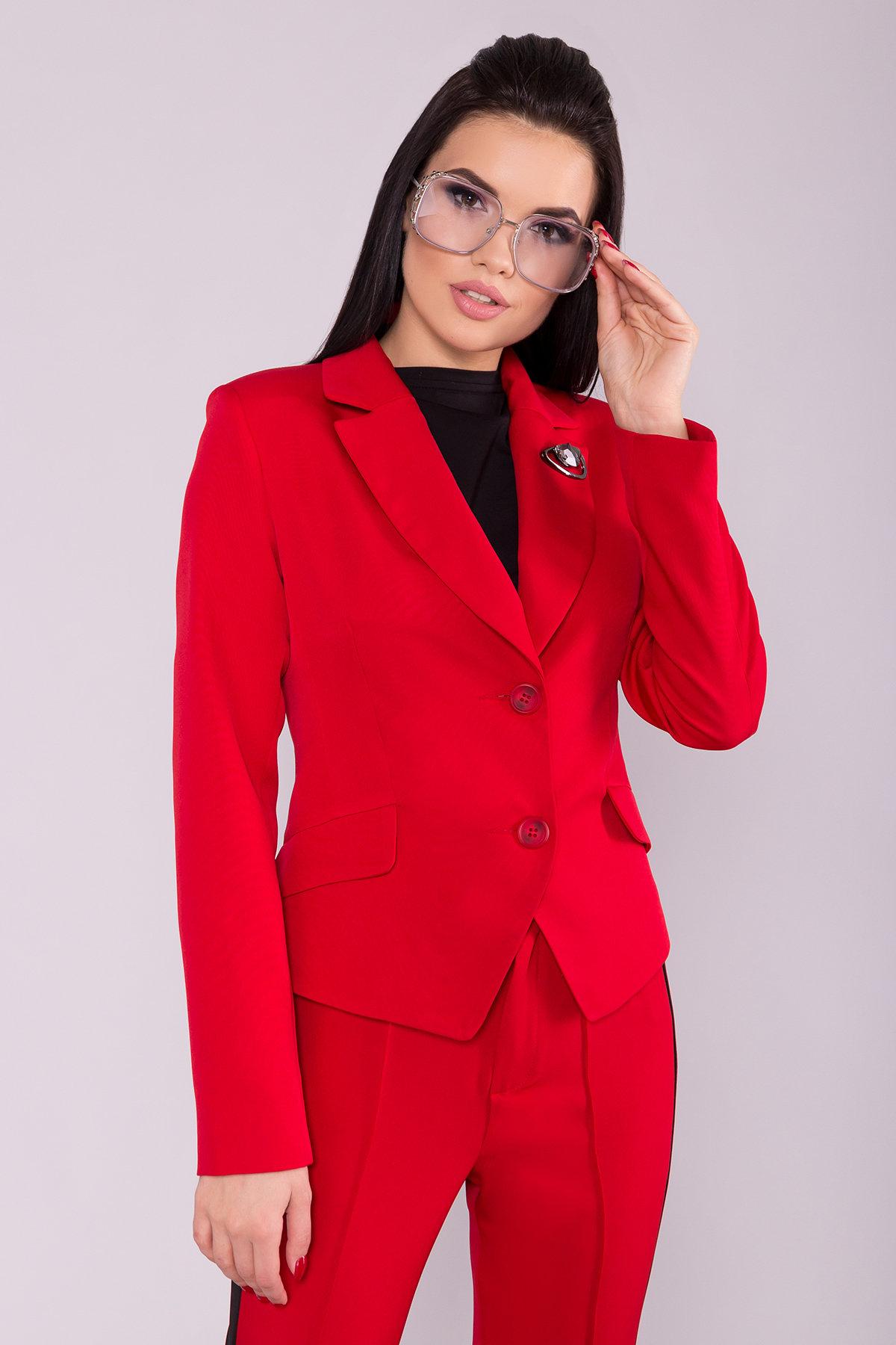 Костюм Локи 6964 Цвет: Красный/черный