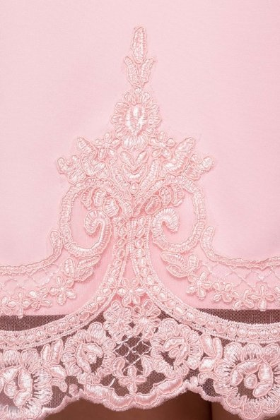 Платье Лера Donna 5050 Цвет: Пудра светлая 6