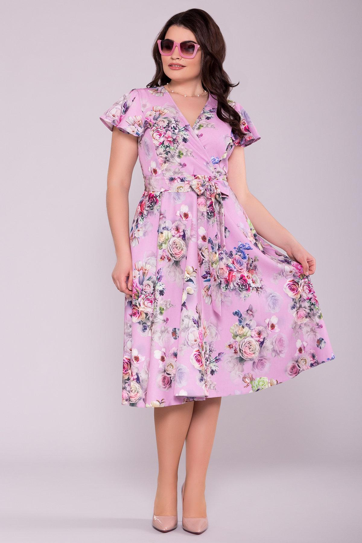 Платье оптом от производителя Modus Платье Мидея миди DONNА 6931