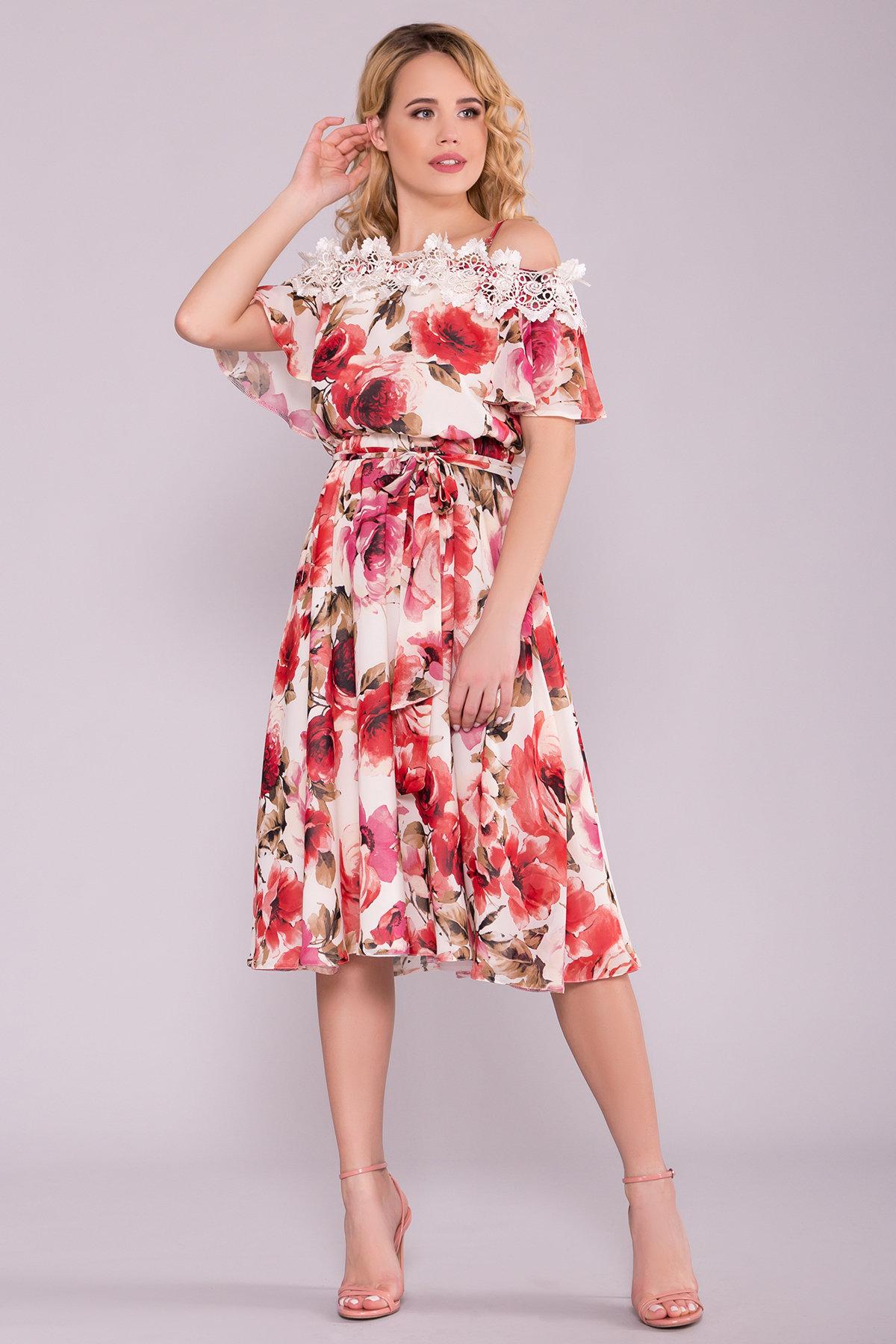 Женские платья от производителя Платье Маргарет 6924