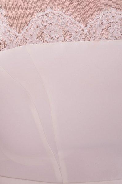 Платье Зарина 6989 Цвет: Молоко