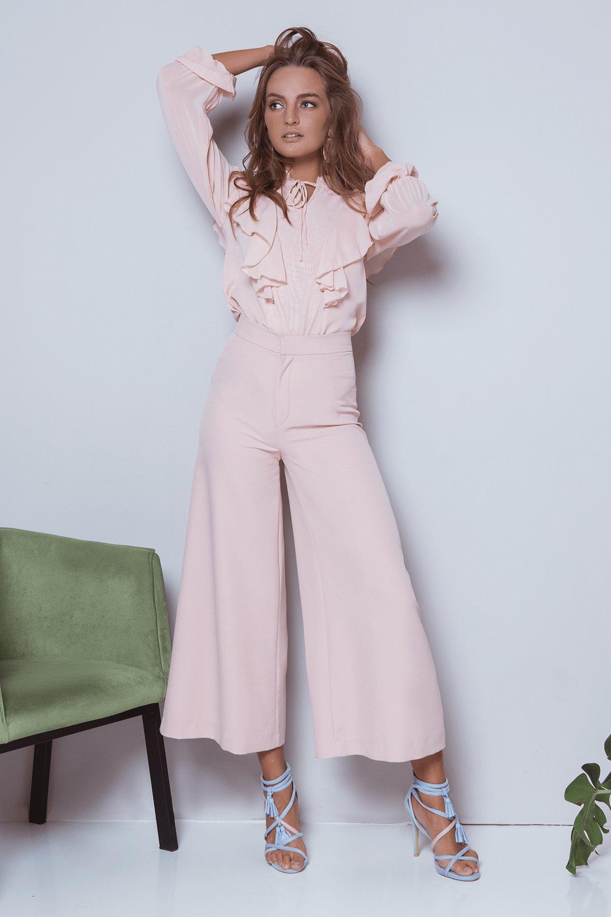 Купить женские брюки Украина Брюки кюлоты Шерон 2800
