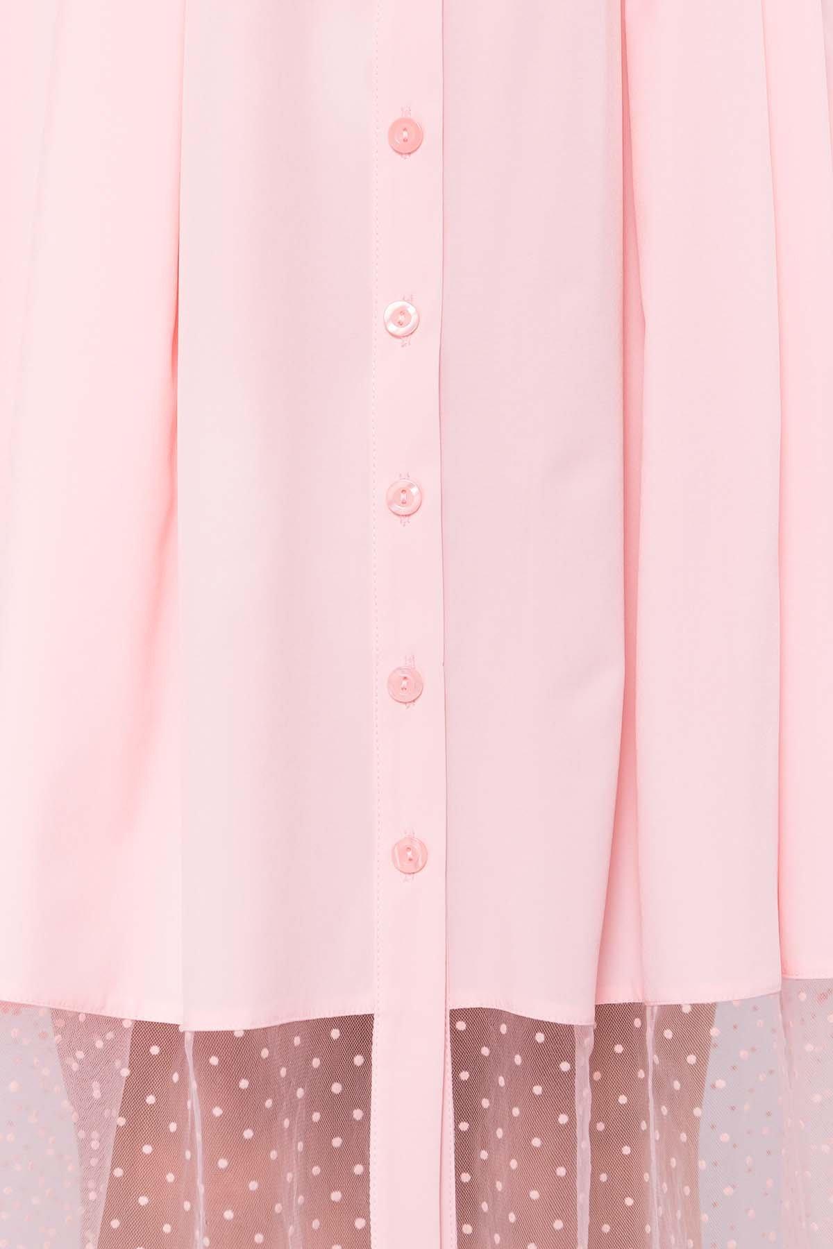 Платье Паула Donna 6937 Цвет: Розовый 29