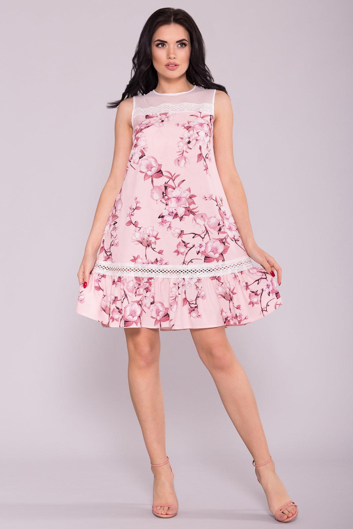 Купить платья оптом в Украине Платье Инга 7063