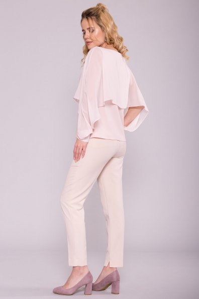 Блуза Сади 4978 Цвет: Пудра Светлая